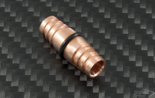 (#RH-COPPER-BEAD) Rick Hinderer Copper Lanyard Bead - Front