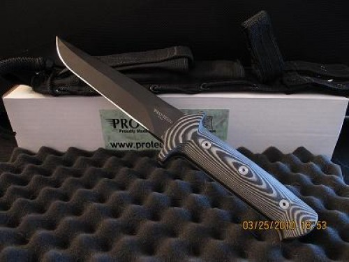 Pro-Tech Brend #1 Combat Fixed Knife - #2305 - Additional View