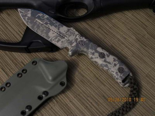 Microtech Crosshair - Digital Camo - DE - Plain - Additional View