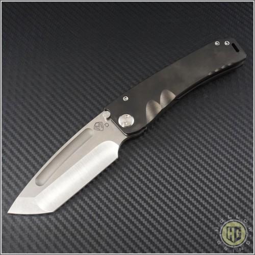 (#MKT-MAR-006) Medford Knife & Tool Marauder Tanto - Front