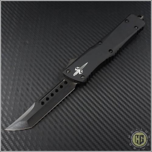 (#MTC-0206) Marfione Custom Combat Troodon Hellhound Tanto DLC Stonewash - Front