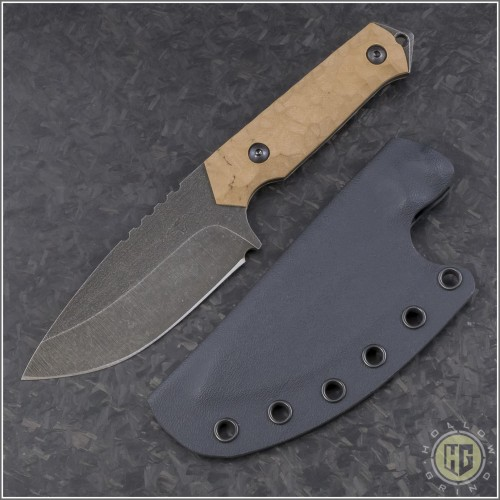 (#TPK-PT-058) Tactical Pterodactyl Knives Ptroodon - Front