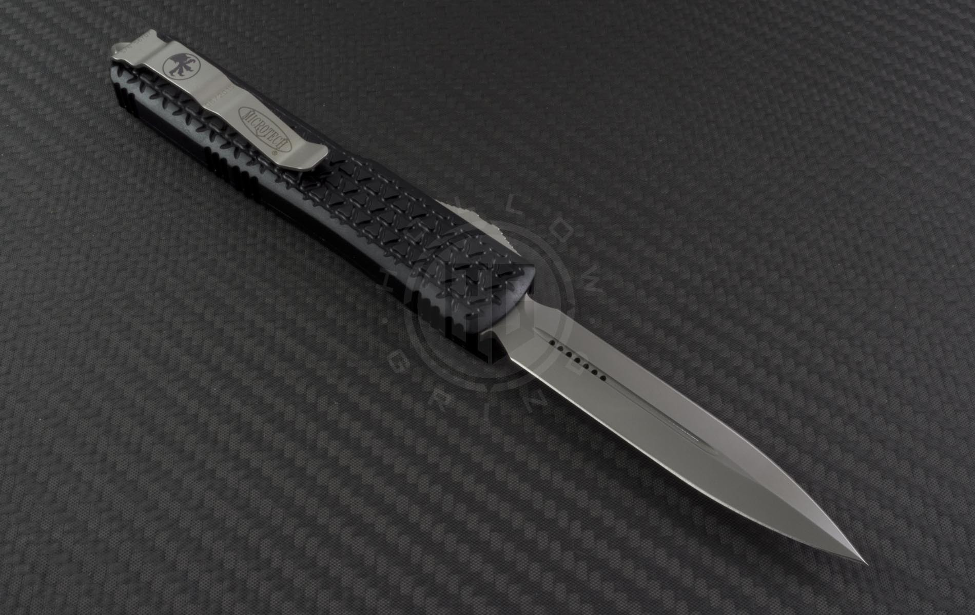 Ultra Tech Stock : Microtech knives ultratech d e automatic otf a knife