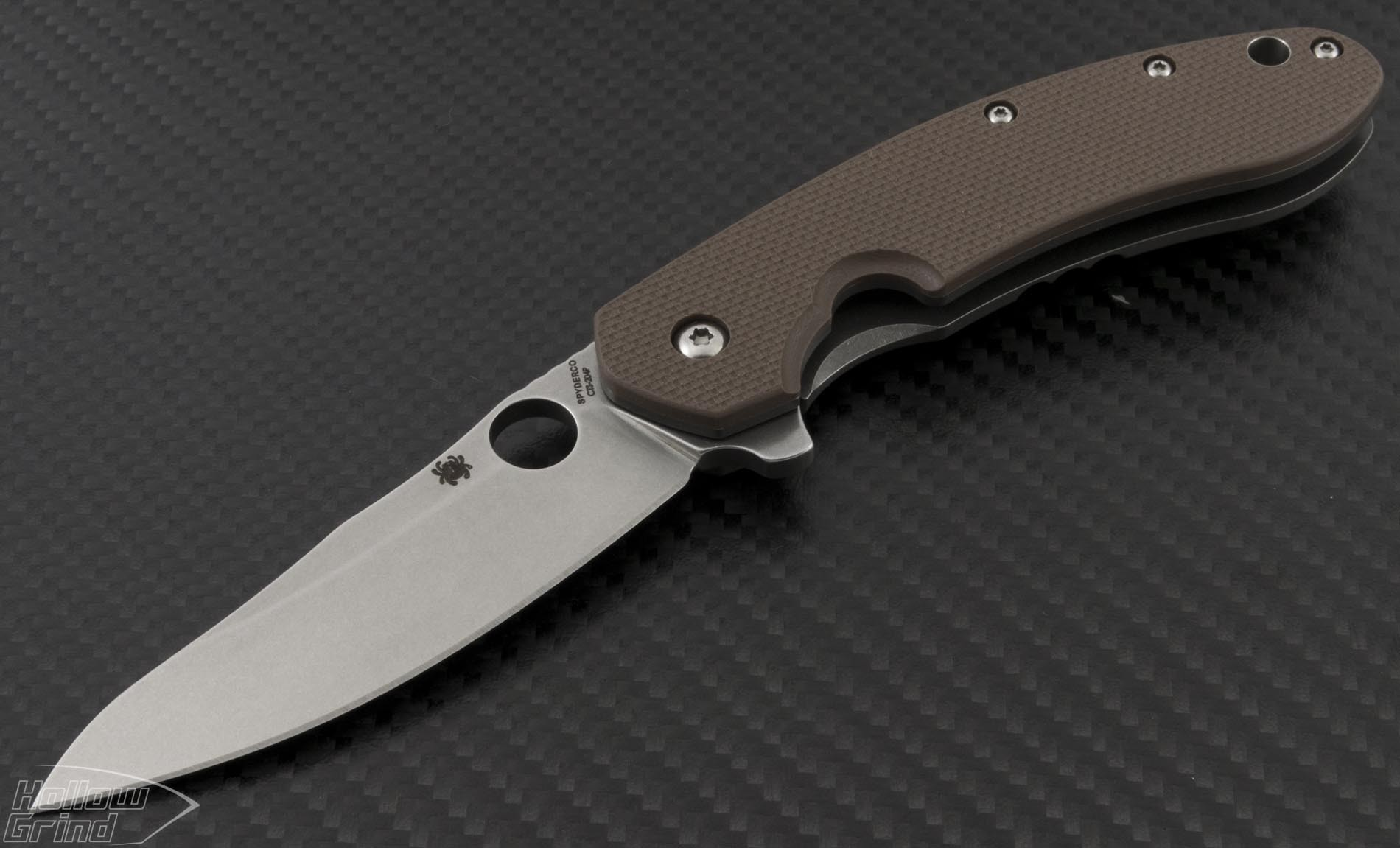 Spyderco Other Southard S/E Flipper Knife (3 44in