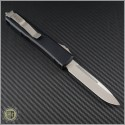 (#121-4CC) Microtech Ultratech S/E Satin Plain - Contoured Chassis - Back