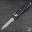 (#122-10APCC) Microtech Ultratech Apocalyptic D/E Plain Contoured Chasis - Front