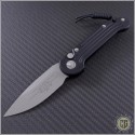 (#135-7) Microtech LUDT Bead Blast Standard - Front