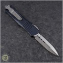 (#138-4) Microtech Troodon D/E Satin Plain - Back