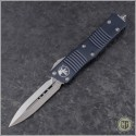 (#138-4) Microtech Troodon D/E Satin Plain - Front