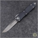 (#139-4) Microtech Troodon S/E Satin Plain - Front
