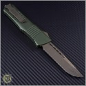 (#143-13OD) Microtech OD Green Combat Troodon S/E Bronze Plain - Back