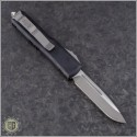 (#231-4) Microtech UTX-85 S/E Satin Plain - Back