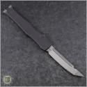 (#250-10NS) Microtech Halo VI T/E Stonewash Plain No Safety - Back