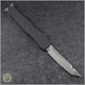 (#250-4NS) Microtech Halo VI T/E Satin Plain No Safety - Back