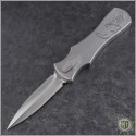 (#BK-PV-SS) Burn Knives Palm Viper Stainless Steel - Front