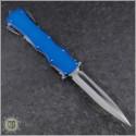 (#BK-RZR-BL) Burn Knives Custom Razor Scythe Series - Back