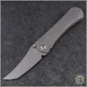 (#BK-SBHF) Borka Blades SBHF Tanto Hand Rubbed Satin - Front