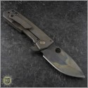 (#CF-FIFP-3) Crusader Forge FIFP Flipper Bronze Handle - Back