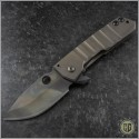 (#CF-FIFP-3) Crusader Forge FIFP Flipper Bronze Handle - Front