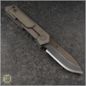(#CF-SF-6) Crusader Forge Streetfighter Ti Folder - Back