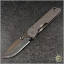 (#CF-SF-6) Crusader Forge Streetfighter Ti Folder - Front