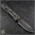 (#CF-SF-7) Crusader Forge Streetfighter Ti Folder - Back