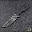 (#CF-TCFM02-002) Crusader Forge TCFM 02 Fixed Blade - Front
