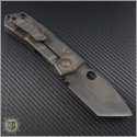 (#CF-VIST-001) Crusader Forge VIS T GR38 Ti Tanto Phantom Finish - Back