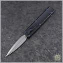 (#DRD-Zulu-Bk) D Rocket Design Zulu Black Satin - Front