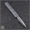 (#DRD-Zulu-Sv) D Rocket Design Zulu Silver Satin - Back