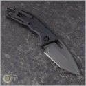 (#H011-6A-Copper) Heretic Knives Martyr Auto Patina Copper Strap DLC - Back
