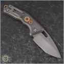 (#H011-TI-3A-DB) Heretic Knives Geared Martyr Auto T/E Double Blast - Back