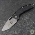 (#H012-5A) Heretic Knives Martyr Auto RE Battleworn - Front
