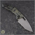 (#H012-CAMO) Heretic Knives Martyr Auto RE Predator Skin Camo - Back