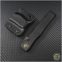 (#HG-0028) Microtech Halo 2.3 Tactical Black Plain - Additional View