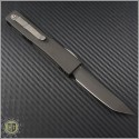 (#HG-0030) Microtech Ultratech UT6 T/E Black Plain - Back
