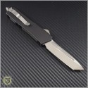 (#HG-0033) Microtech Executive Scarab T/E Satin Plain - Back