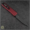 (#HG-0046) Microtech UTX-85 S/E Black Tactical - Back