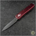 (#HG-0046) Microtech UTX-85 S/E Black Tactical - Front