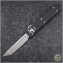 (#HG-0054) Microtech Ultratech T/E Satin Plain - Front