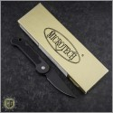 (#HG-0064) Microtech Mini UDT Black Plain - Additional View