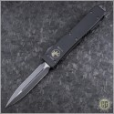 (#HG-0078) Microtech Ultratech D/E Tacticall Plain - Front