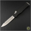 (#HTK-H007-2A) Heretic Knives Hydra Stonewash - Front