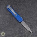 (#HTK-H024-5A-BL) Heretic Knives Blue Manticore-S D/E Battleworn - Back