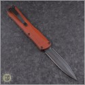 (#HTK-H032-6A-BRKRD) Heretic Knives Red Manticore-X D/E DLC - Back