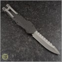 (#HTK-HYD-CFG) Heretic Knives Carbon Fiber Hydra - Back
