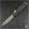 (#HTK-HYD-CFG) Heretic Knives Carbon Fiber Hydra - Front