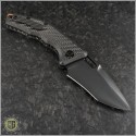 (#HTK-MAR-CU) Heretic Knives Carbon Fiber Auto Martyr w/ Copper Backstrap - Back