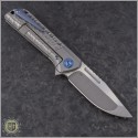 (#LM-LY-TI) Liong Mah Lanny with Sculpted Titanium Handle - Back