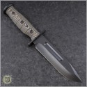 (#MK103SP-12LE) Medford Knives USMC Fighter - Back